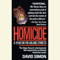 HOMICIDE Cover