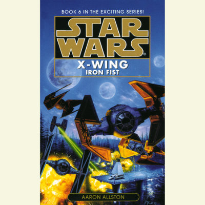 Star Wars: X-Wing: Iron Fist cover