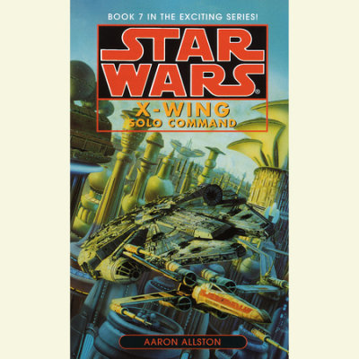 Star Wars: X-Wing: Solo Command cover