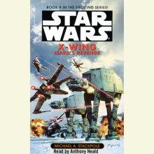 Star Wars: X-Wing: Isard's Revenge Cover
