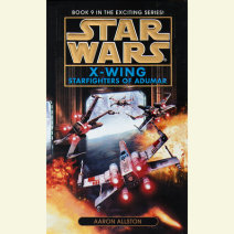 Star Wars: X-Wing: Starfighters of Adumar Cover