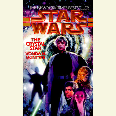Star Wars: The Crystal Star cover