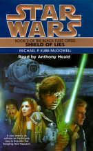 Star Wars: The Black Fleet Crisis: Shield of Lies Cover