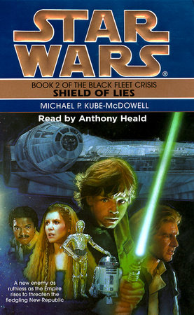 Star Wars: The Black Fleet Crisis: Shield of Lies cover