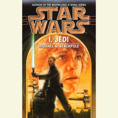 Star Wars: I, Jedi cover