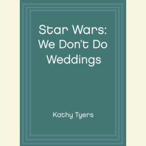 Star Wars: We Don't Do Weddings Cover