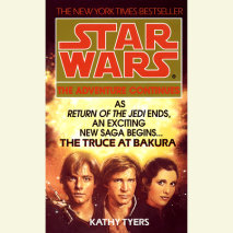 The Truce at Bakura: Star Wars Cover