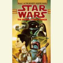 Star Wars: The Bounty Hunter Wars: The Mandalorian Armor Cover