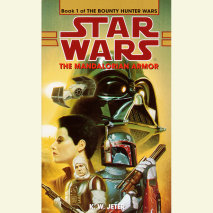 Star Wars: The Bounty Hunter Wars: The Mandalorian Armor Cover