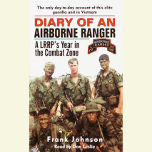 Diary of an Airborne Ranger Cover