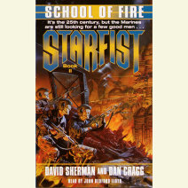 Starfist: School of Fire Cover