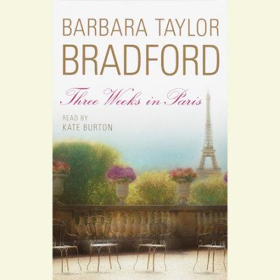 Three Weeks in Paris cover