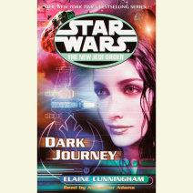 Star Wars: The New Jedi Order: Dark Journey Cover