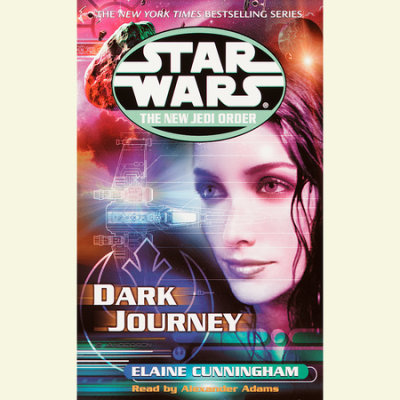 Star Wars: The New Jedi Order: Dark Journey cover