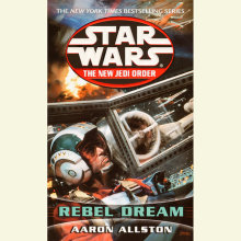 Star Wars: The New Jedi Order: Rebel Dreams Cover