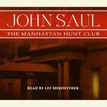 The Manhattan Hunt Club Cover