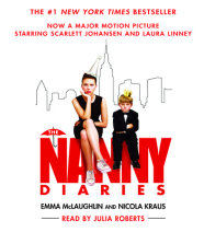 The Nanny Diaries Cover