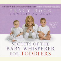 Secrets of the Baby Whisperer For Toddlers Cover