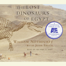 The Lost Dinosaurs of Egypt Cover