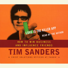 Love is the Killer APP Cover