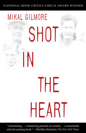 Shot in the Heart cover