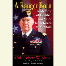 A Ranger Born Cover