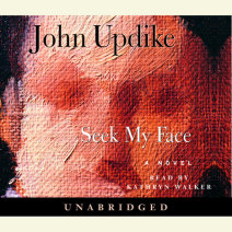 Seek My Face Cover