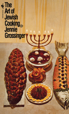 The Art of Jewish Cooking by Jennie Grossinger