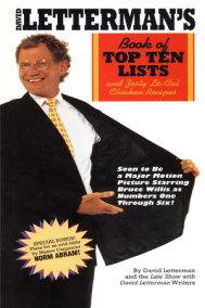 David Letterman's Book of Top Ten Lists