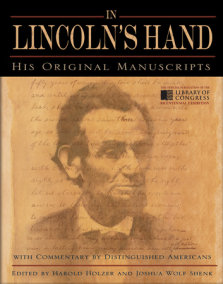 In Lincoln's Hand
