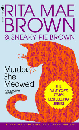 Murder, She Meowed by Rita Mae Brown