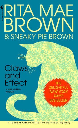 Claws and Effect by Rita Mae Brown