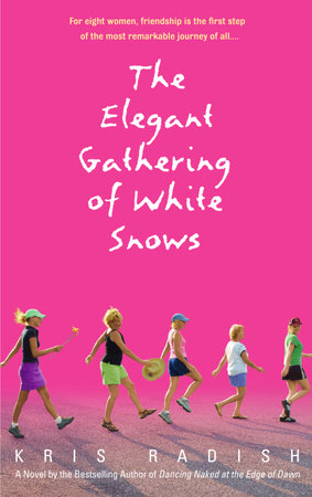 The Elegant Gathering of White Snows by Kris Radish