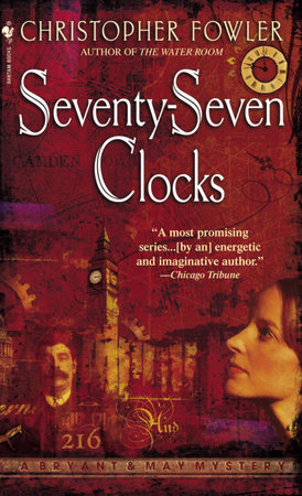 Seventy-Seven Clocks by Christopher Fowler