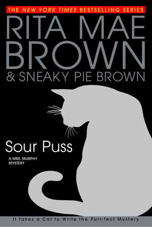Sour Puss by Rita Mae Brown