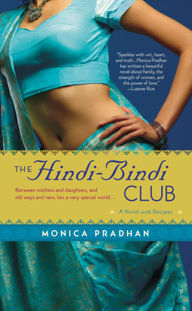 The Hindi-Bindi Club by Monica Pradhan