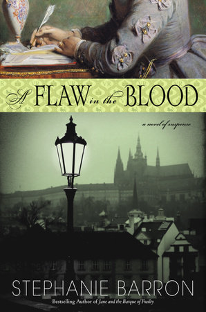 A Flaw in the Blood by Stephanie Barron