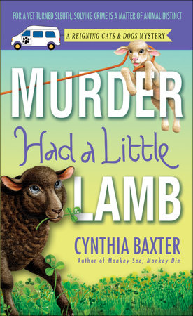 Murder Had a Little Lamb by Cynthia Baxter