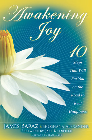 Catherine Ingram Interviews James Baraz about Awakening Joy