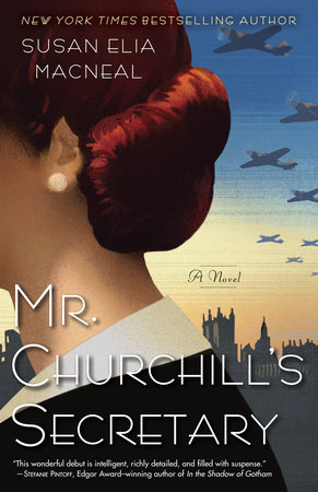 Mr. Churchill's Secretary by Susan Elia MacNeal