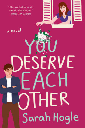 Image result for you deserve each other cover