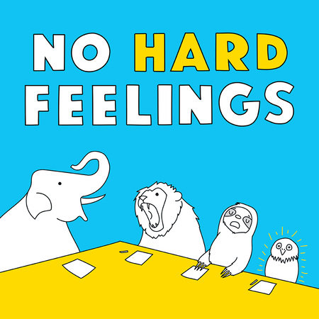 No Hard Feelings Sticker Pack by Liz Fosslien