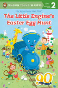 The Little Engine's Easter Egg Hunt