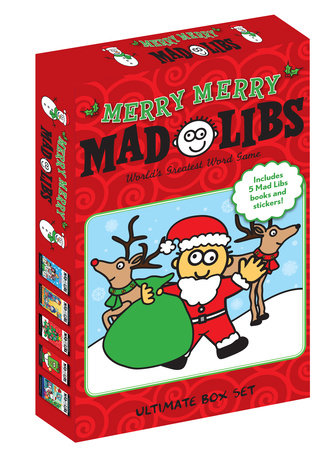 Merry Merry Mad Libs by Mad Libs