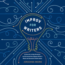 Improv for Writers Cover