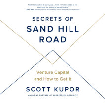 Secrets of Sand Hill Road Cover