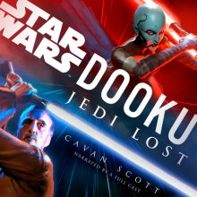 Dooku: Jedi Lost (Star Wars) Cover