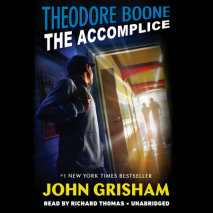 Theodore Boone: The Accomplice Cover