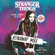 Stranger Things: Runaway Max Cover