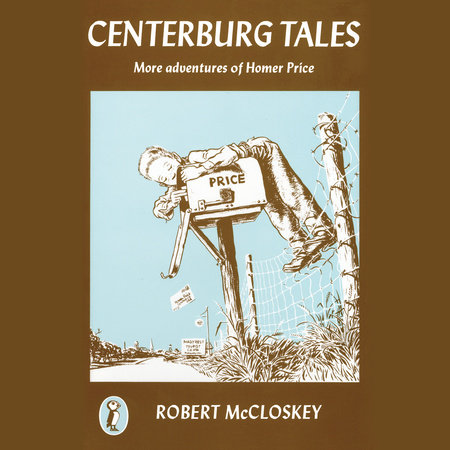 Centerburg Tales by Robert McCloskey